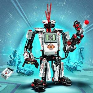 现价£209.99(原价 £309.99)LEGO乐高 Mindstorms 31313 EV3第三代机器人
