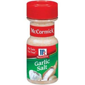 McCormick Garlic Salt, 5.25 Oz - Walmart.com