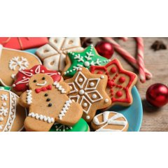 Costco圣诞季美食|海盐焦糖冰淇淋蛋糕、蜂巢蜜、热可可球...2020节日必买甜品!