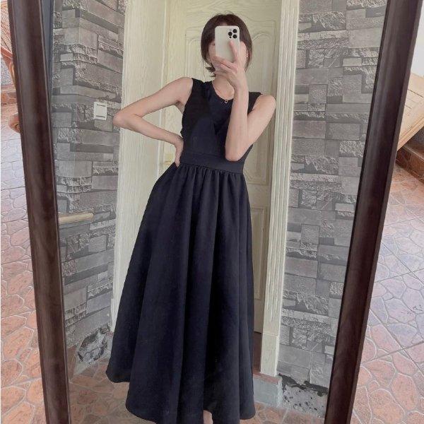 爆款小黑裙
