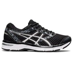 AsicsWomen's GEL-Excite 4   Black/Black/Silver   Running Shoes   ASICS
