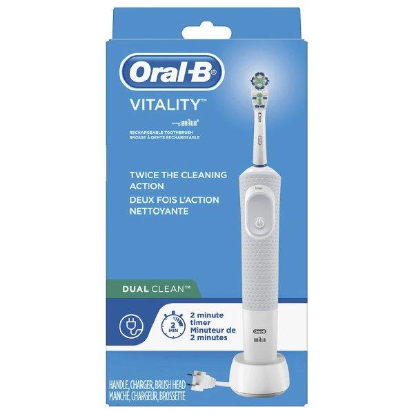 Dual Clean 电动牙刷