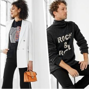 Up to 70% Off + Extra 20% OffSaks OFF 5TH  Polished & Cool Styles Sale