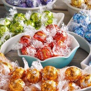 最高立享7折 收万圣节主题礼盒Lindt 秋季松露巧克力全场限时大促