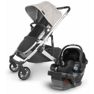 UPPAbaby2020 Cruz V2 童车+婴儿安全座椅