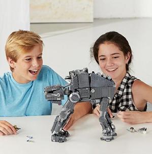 史低价 $121.99(原价$169.99)LEGO星球大战系列重型攻击步行机 75189 (1376块)