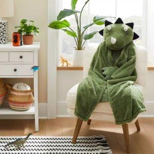 PillowfortCharacter Hooded Blanket - Pillowfort™