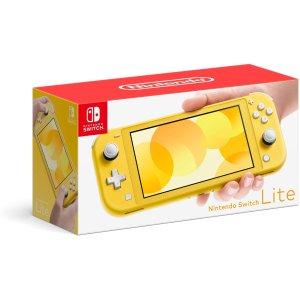 NintendoSwitch Lite - Yellow