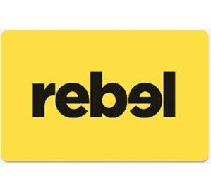 9折  数量有限Rebel Sport $50/$100 电子礼品卡促销