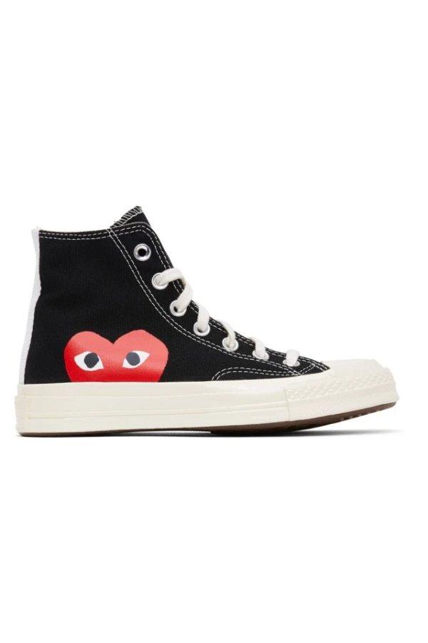 x Converse Chuck 70 高帮帆布鞋