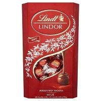 Lindt 48粒牛奶巧克力球礼盒