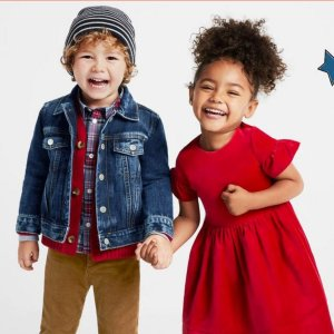 Today Only: Up to 60% offFall Sale @Gymboree