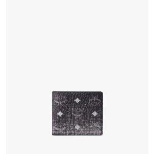 MCMBifold Wallet in Gradation Visetos