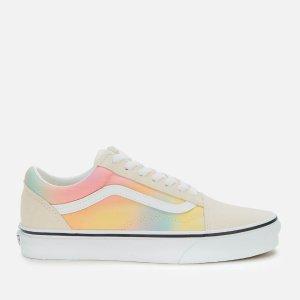 Vans极光色滑板鞋