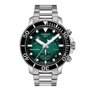 Tissot满£1000享8折Seastar 1000男士手表