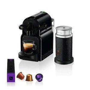 Indigo德龙 Nespresso Inissia Espresso 咖啡机 带奶泡器