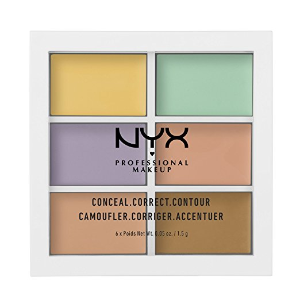 $10.00NYX PROFESSIONAL MAKEUP Color Correcting Palette
