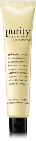 Philosophy Purity Made Simple Pore Extractor Exfoliating Clay Mask | Ulta Beauty