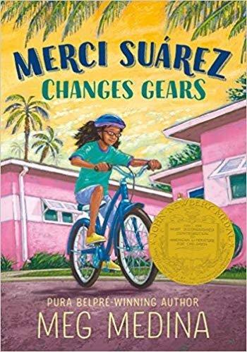 童书 Merci Suarez Changes Gears