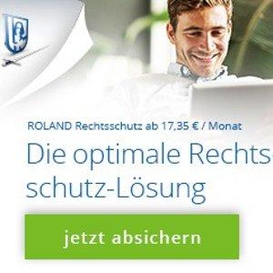 每月15欧起担心丢工作的小伙伴们 赶紧上 Rechtsschutzversicherung 保险