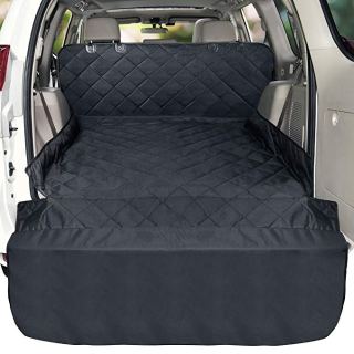 Veckle Cargo Liner, Waterproof SUV Cargo Cover for Dog