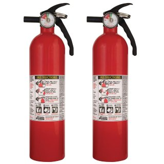 Kidde 1-A:10-B:C Recreational Fire Extinguisher (2-Pack)