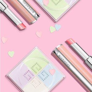 满$200减$50+送5重好礼最后一天:Givenchy 美妆护肤品热卖 收春季新品小羊皮