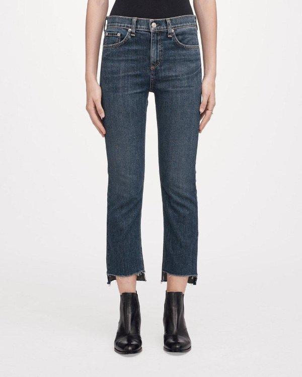 Nina 牛仔裤