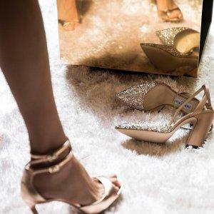 低至8折 渐变鞋$424Jimmy Choo 美鞋精选特卖