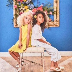 Ending Soon: Up to 60% Off+Extra 25%Kids Dress Sale @ Janie And Jack