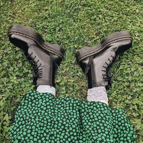 无门槛6折黑五开抢:Dr.Martens 马丁靴经典款热促 切尔西靴、短靴速抢