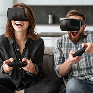 白菜价$9.99360fly VR 头戴式3D眼镜