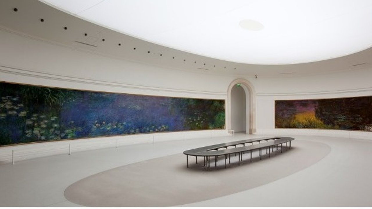 印象画派爱好者的天堂,橘园博物馆浏览攻略