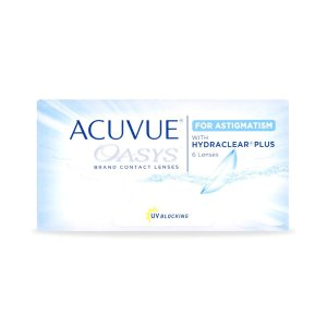 AcuvueOASYS® for ASTIGMATISM, 6 pack
