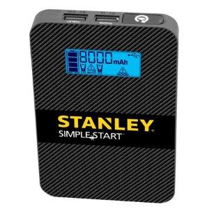 五星好评 $30 (原价$59.99)Stanley 8000毫安时 便携汽车启动应急电源