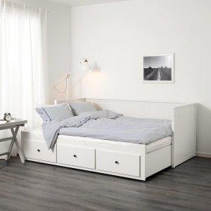 IkeaHEMNES 可伸缩沙发床