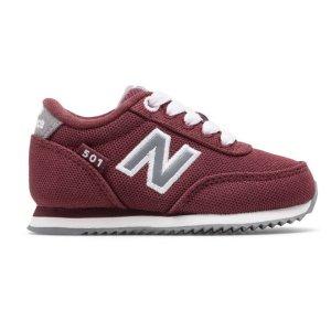 $18(原价$44.99)New Balance 女婴款 501 休闲运动鞋一日闪购