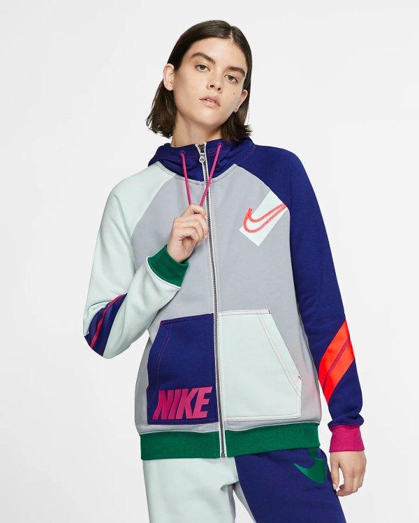 女款运动外套