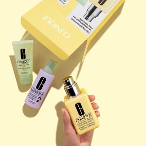 Free up to 11-Piece Gift (Up To $135 Value)With Any sets $29 Order @ Clinique