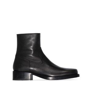 Ann Demeulemeester短靴