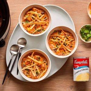 $0.97收蔬菜浓汤Campbell's 金宝汤 罐装浓汤热卖 方便好喝 快手菜汤底必备