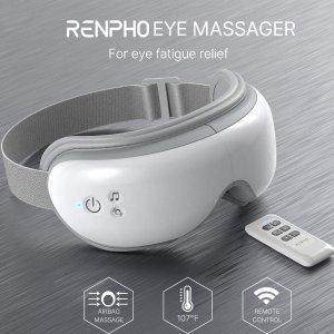 $62(原价$81.9)RENPHO 眼部舒缓按摩仪新款来袭