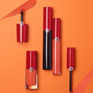 Last Day: 15% off with Lip Maestro Liquid Lipstick purchase + free gifts with $150+ orders  @ Giorgio Armani Beauty