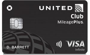 Earn 100,000 Bonus MilesUnited ClubSM Infinite Card