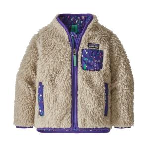5折起 羽绒服$62起最后一天:Patagonia 儿童区 收获Jasper同款温暖可爱 抓绒衣$49