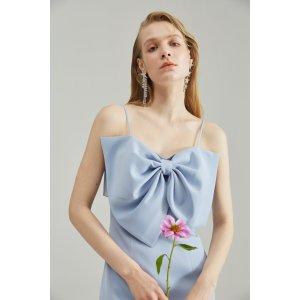 RumiaSilvana Bowtie 今年爆款系列 蝴蝶结吊带裙