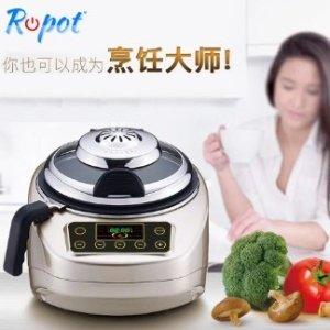 $275+返$58+免邮Ropot 全自动智能炒菜机 自动烹饪机 4.2L  智能高效无油烟