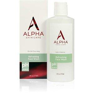 $6.45(原价$11.99)Alpha Skin Care 温和洁面177ml 5.3折热卖