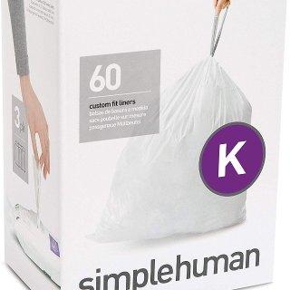 £16收3盒simple human 垃圾袋 限时好价促销 家中整洁刻不容缓