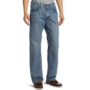 $24.75(原价$59.50)Levi's 精选男士569牛仔裤热卖